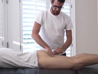 son Young Twink Step Sprog Fucked By Step Dad During Massage twink