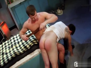 fucked spanked